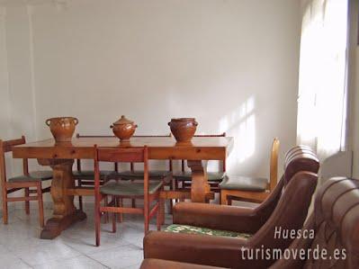 TURISMO VERDE HUESCA. Casa Paciencia de San Juan de Plan